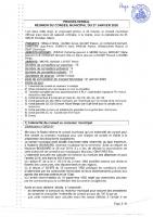 1- PV CM 27-01+ PV ELECTION MAIRE ET ADJOINT