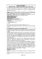 6 – PV REUNION 23-05-2014