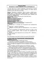 REUNION CM 26-09-2011