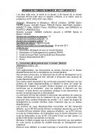 REUNION CM DU 31 01 2011
