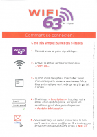 Wifi – info